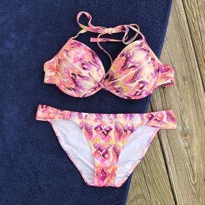 Victoria's Secret Twist Push-up Bikini